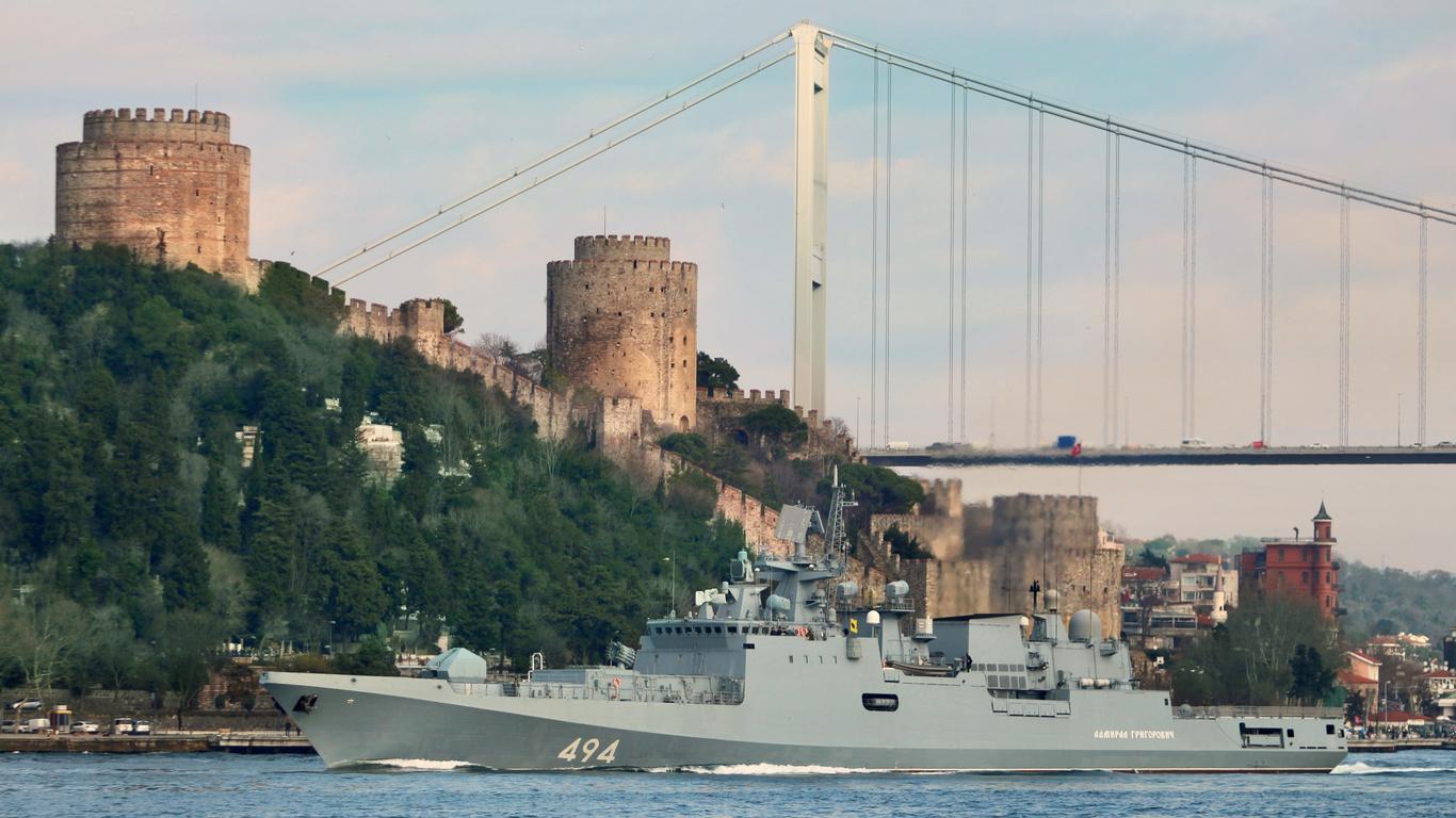 стамбул, турция, проливы, корабль, крепость