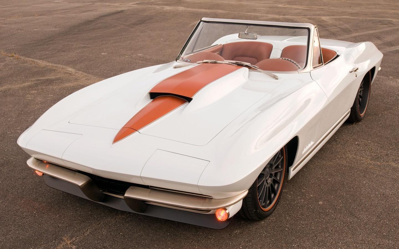 chevrolet, corvette, stingray, custom