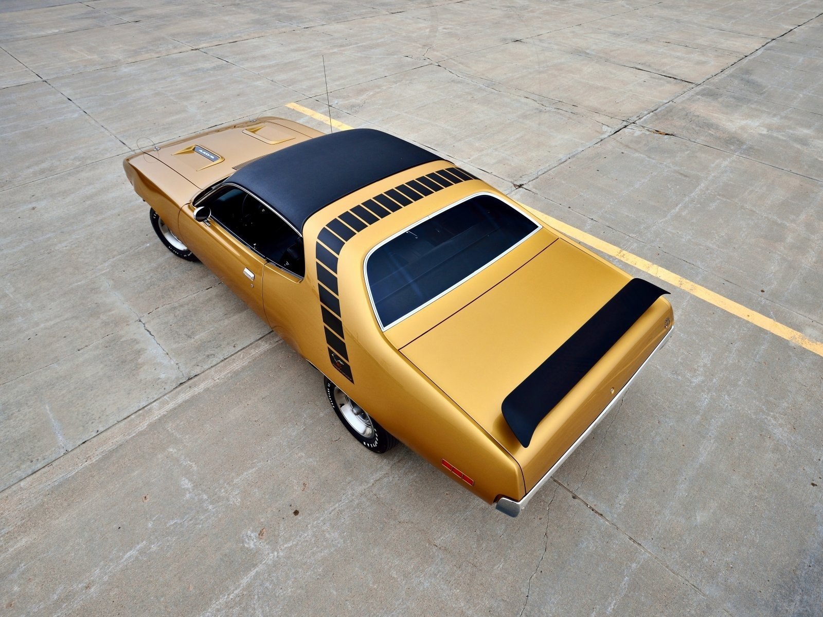 plymouth, road runner, coupe, 1971