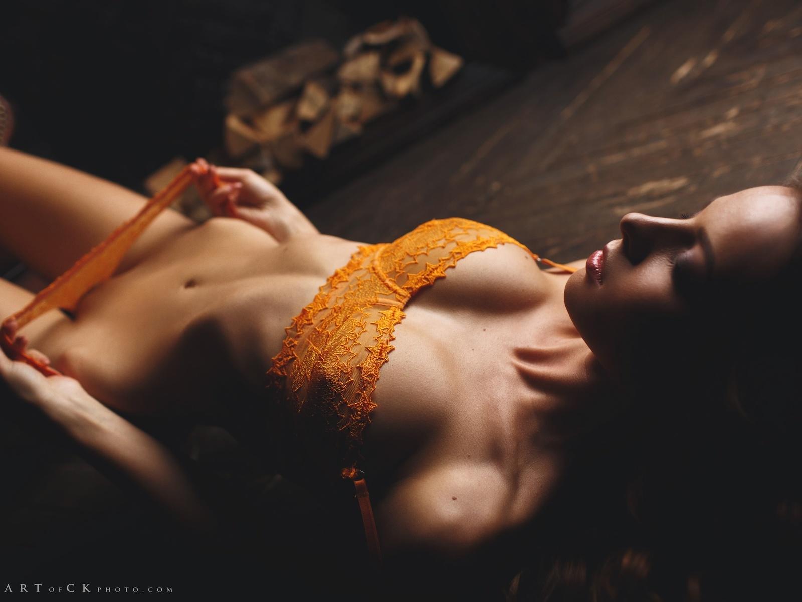 модель, девушка, поза, бельё, брюнетка, степан квардаков