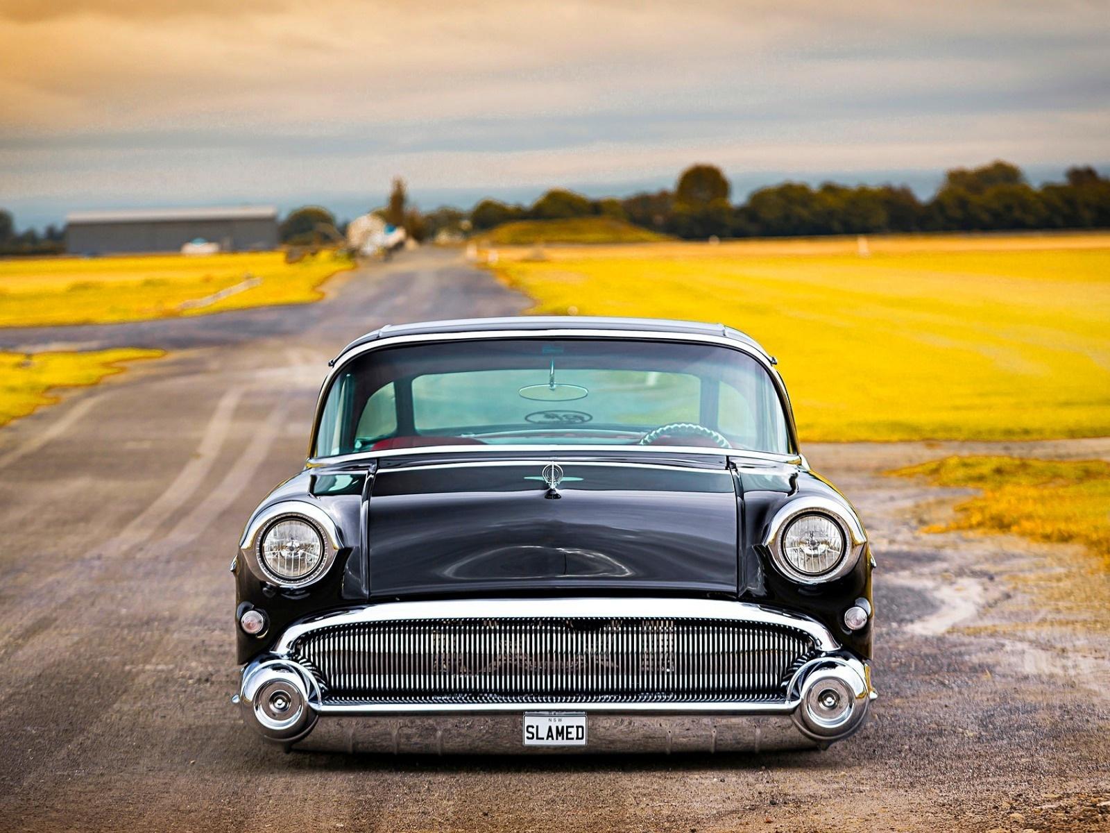 american, classic, car, custom, buick