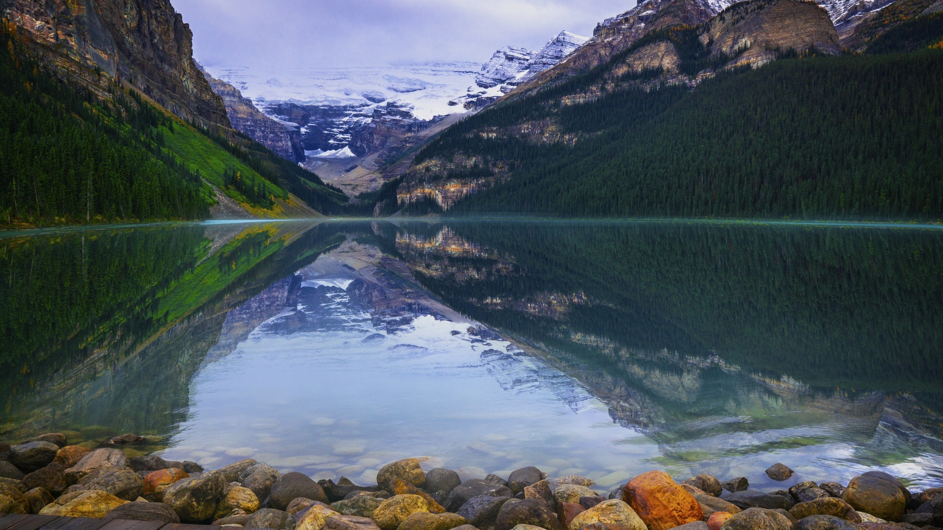 горы, озеро, камни, лето