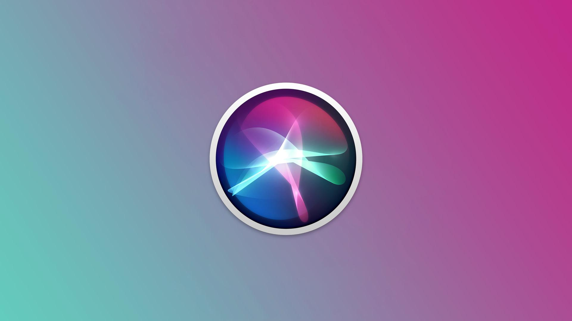 siri, логотип, apple