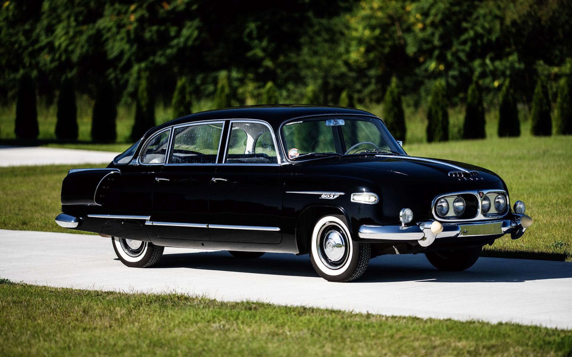 tatra t2-603, 4k, retro cars, 1965 cars, luxury cars, 1965 tatra t2-603, tatra
