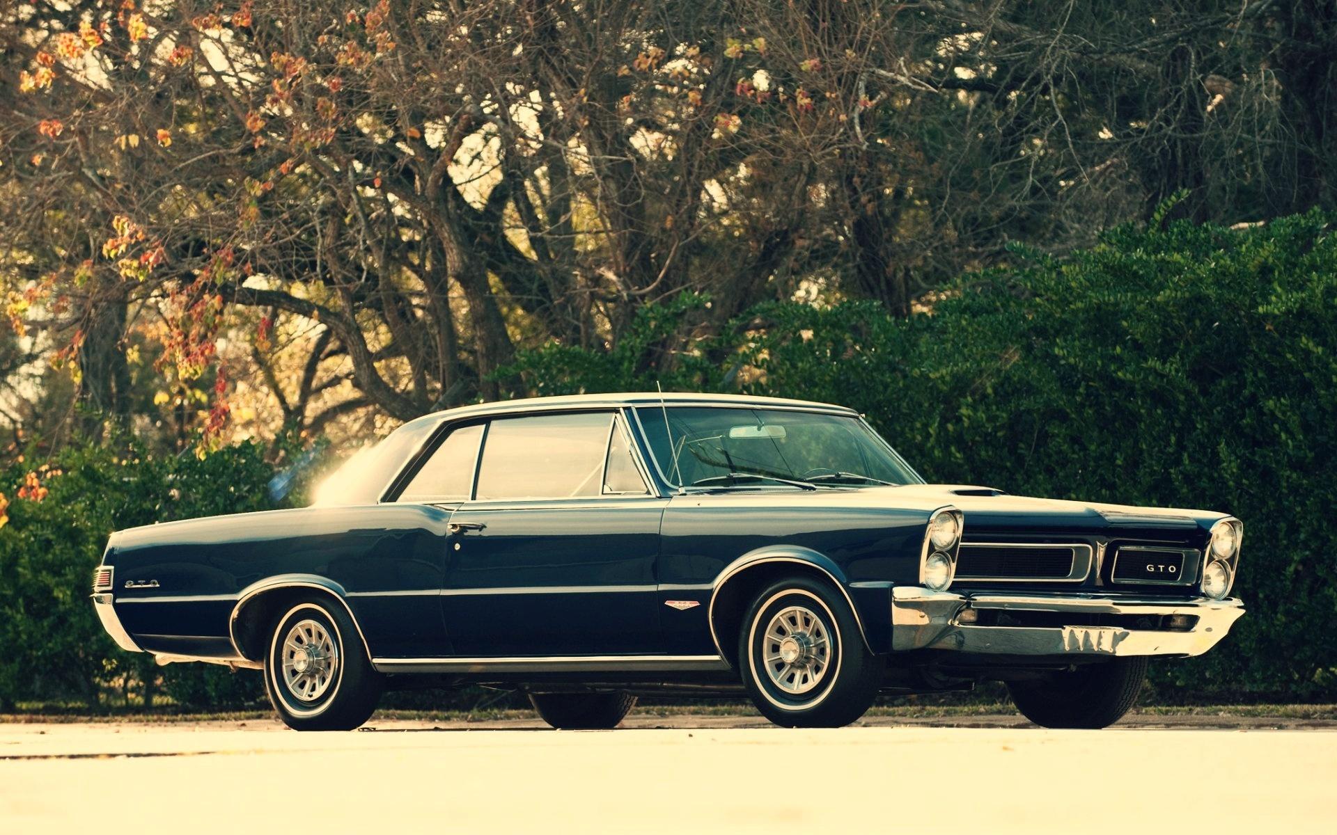 american, classic, car, pontiac, gto