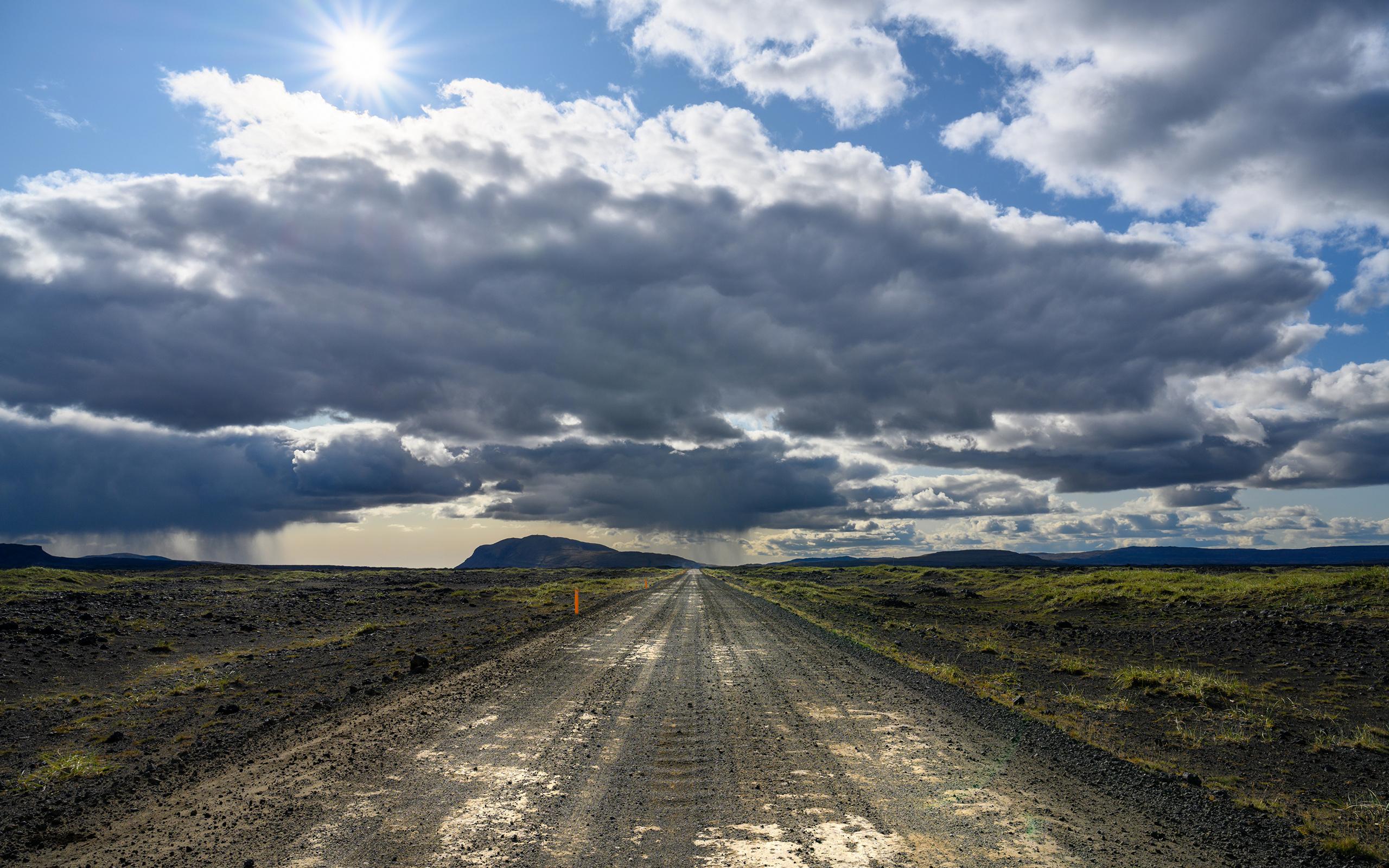 горизонт небо дорога шоссе красивые картинки время южная