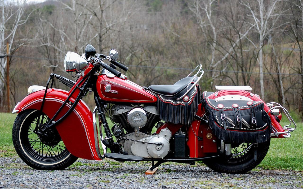 indian, bike