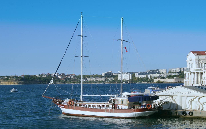 севастополь, море, город моряков