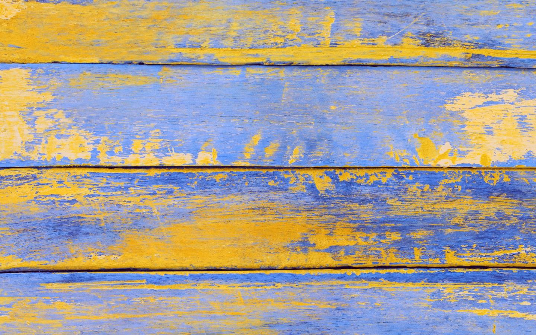 краска, старая, доски, фон