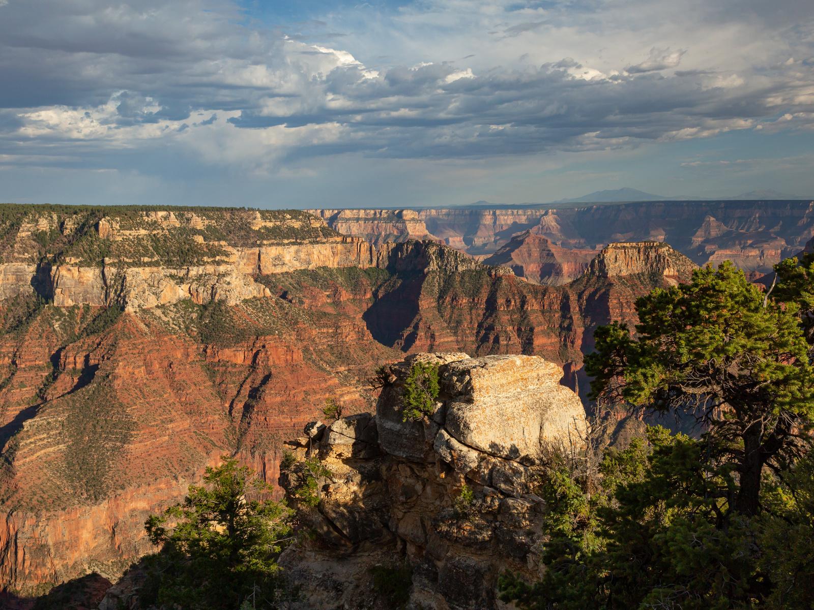 гранд-каньон, arizona, каньон, скала, природа
