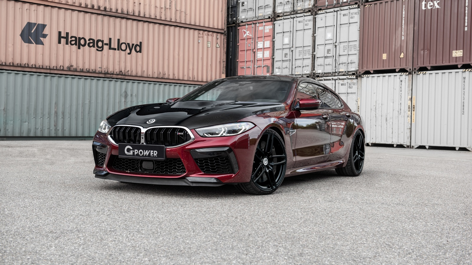 g-power, bmw, m8, competition, gran coupе