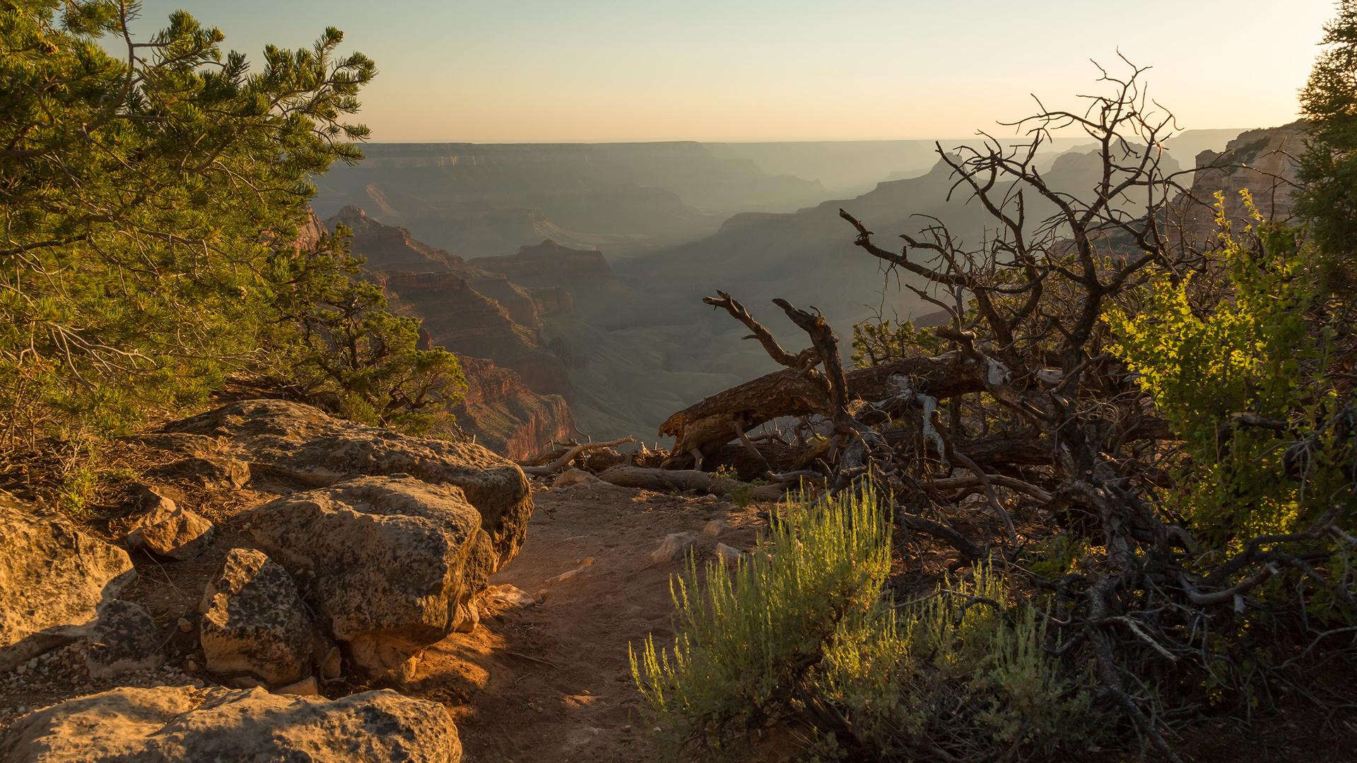 гранд-каньон, камни, arizona, скала, природа