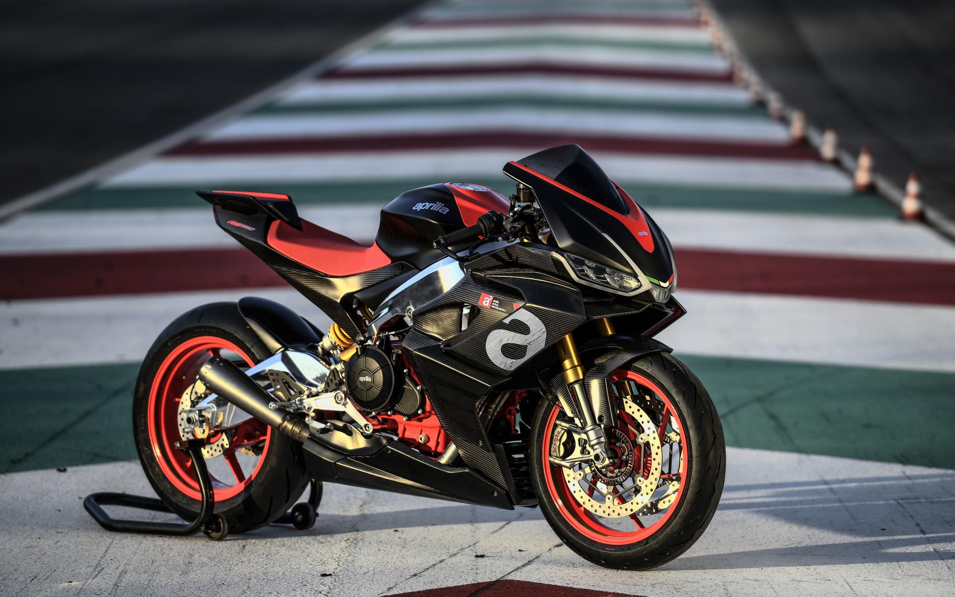 aprilia, rs 660, мотоцикл, байк