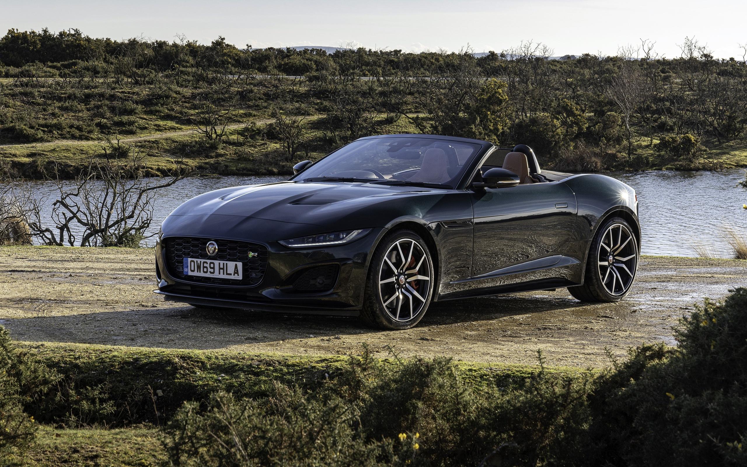 jaguar, f-type, r, convertible, 2021