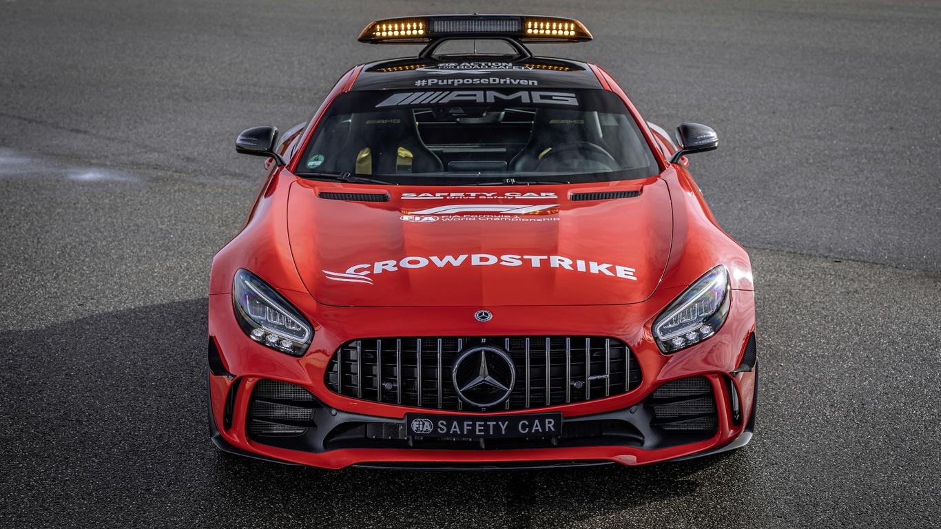 mercedes, amg, gt, r, f1, safety, car, 2021, вид спериди