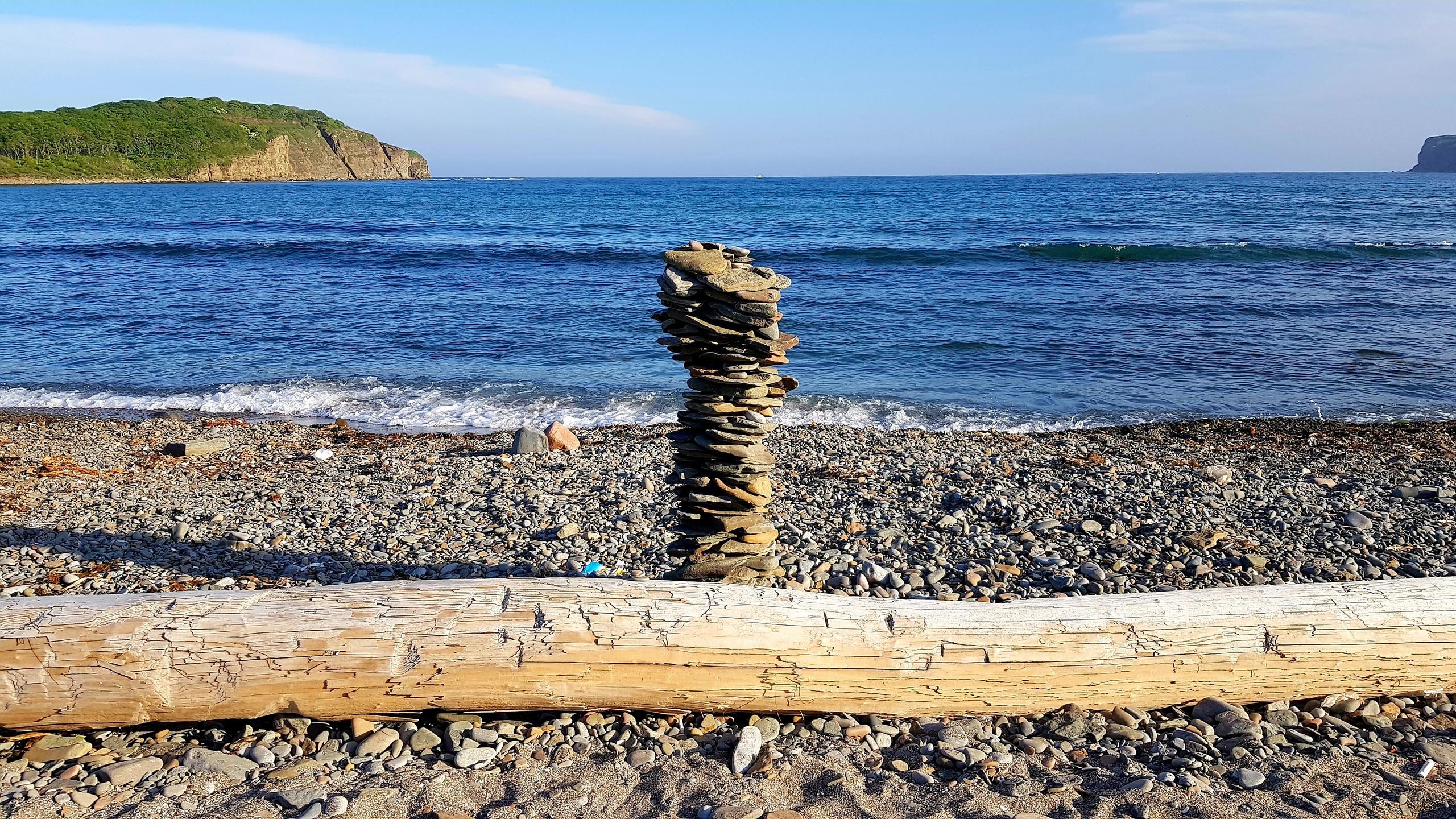 весна, май, море, природа, красиво, пейзаж, остров русский, приморский край, владивосток