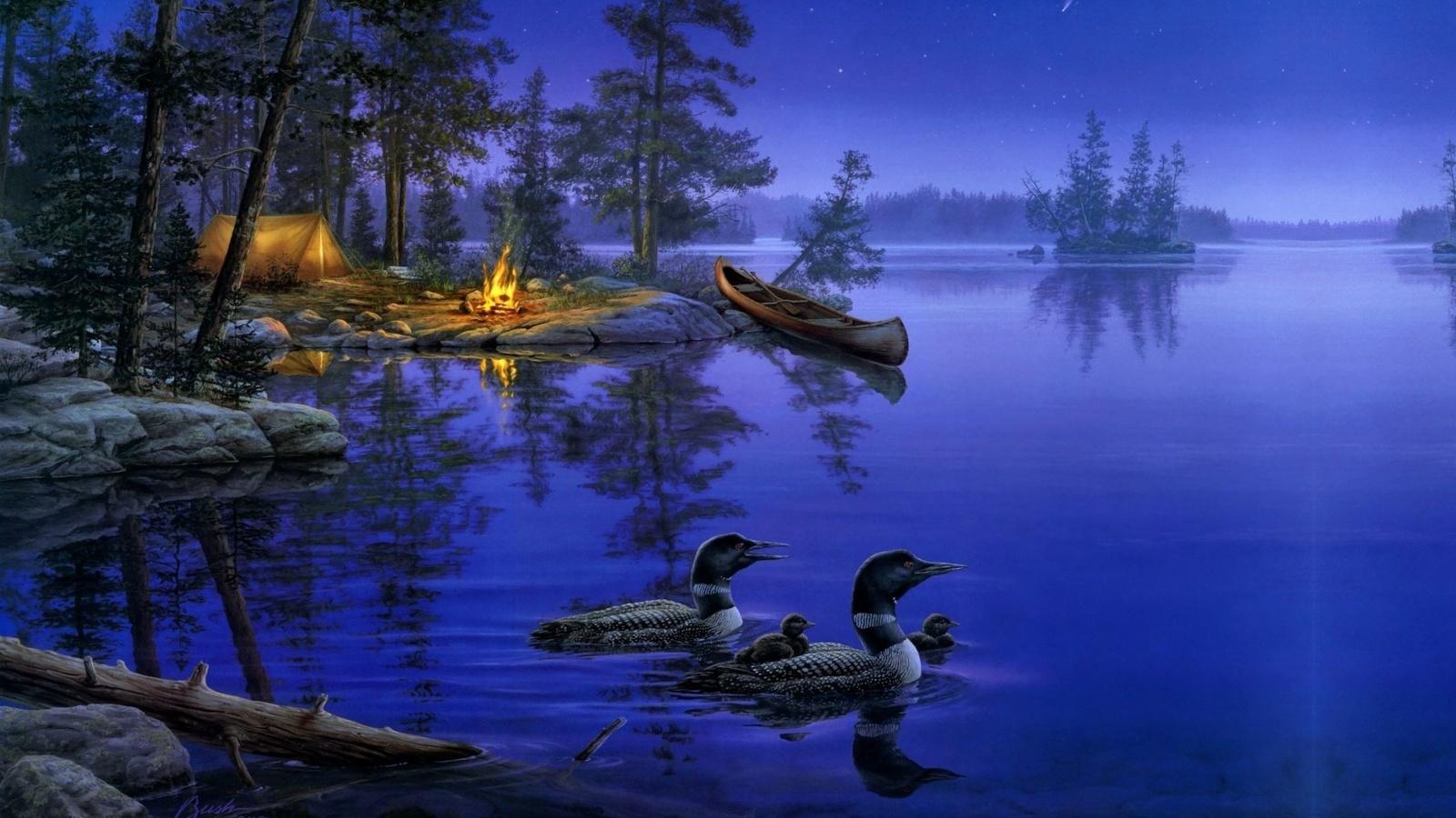 природа обои, пейзаж