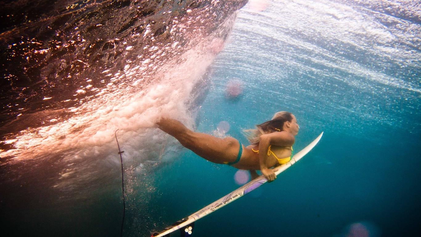 Фото трах девочек под водой 3 фотография