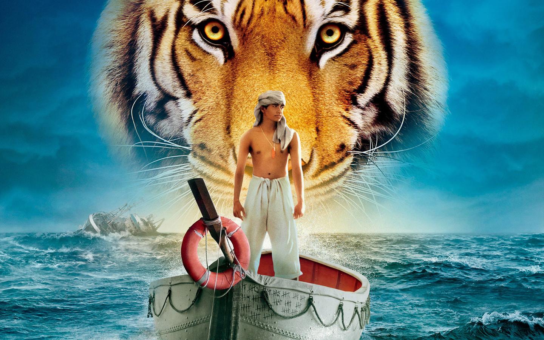 фильм с парнем и тигром на лодке фильм