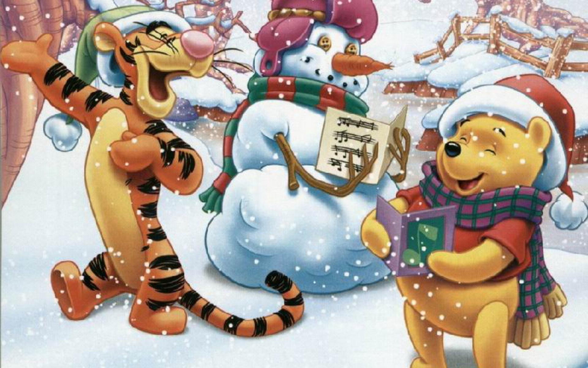 Рисунок мультик тигра новый год 3