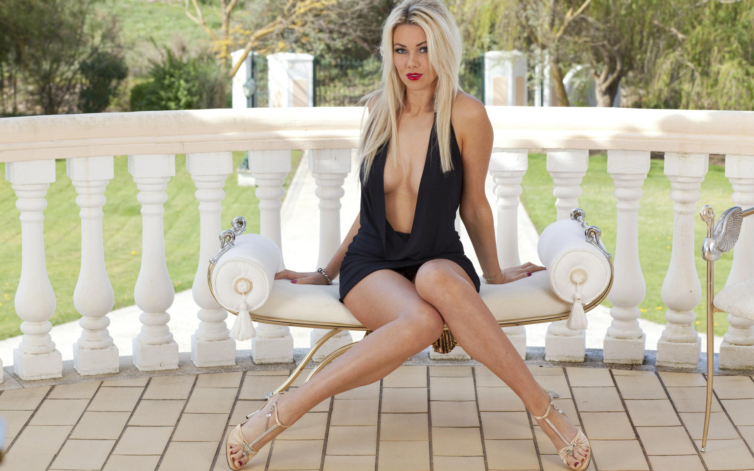 Смотреть транс блондинка 20 фотография