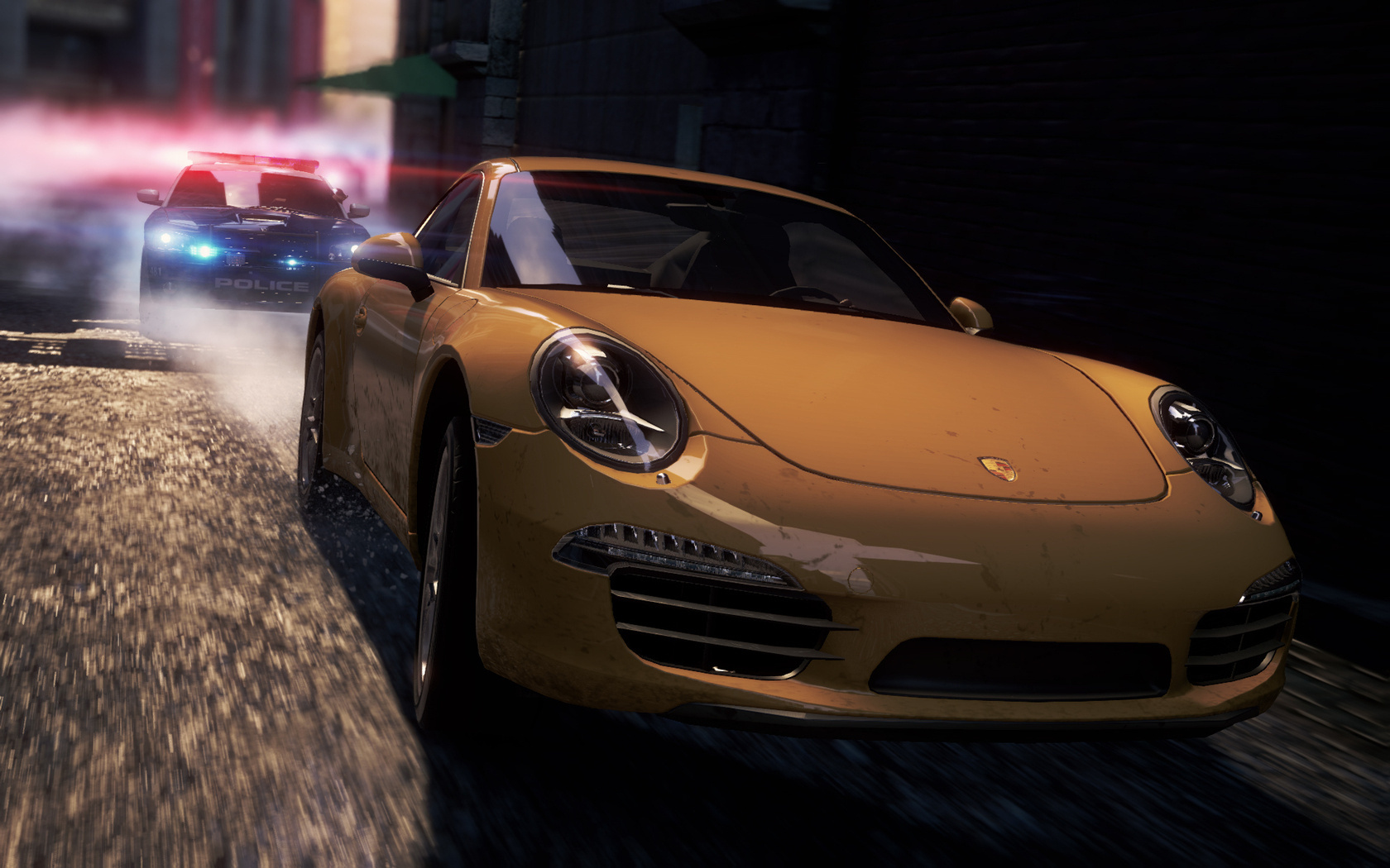 Need For Speed Most Wanted 2 - обои для рабочего стола