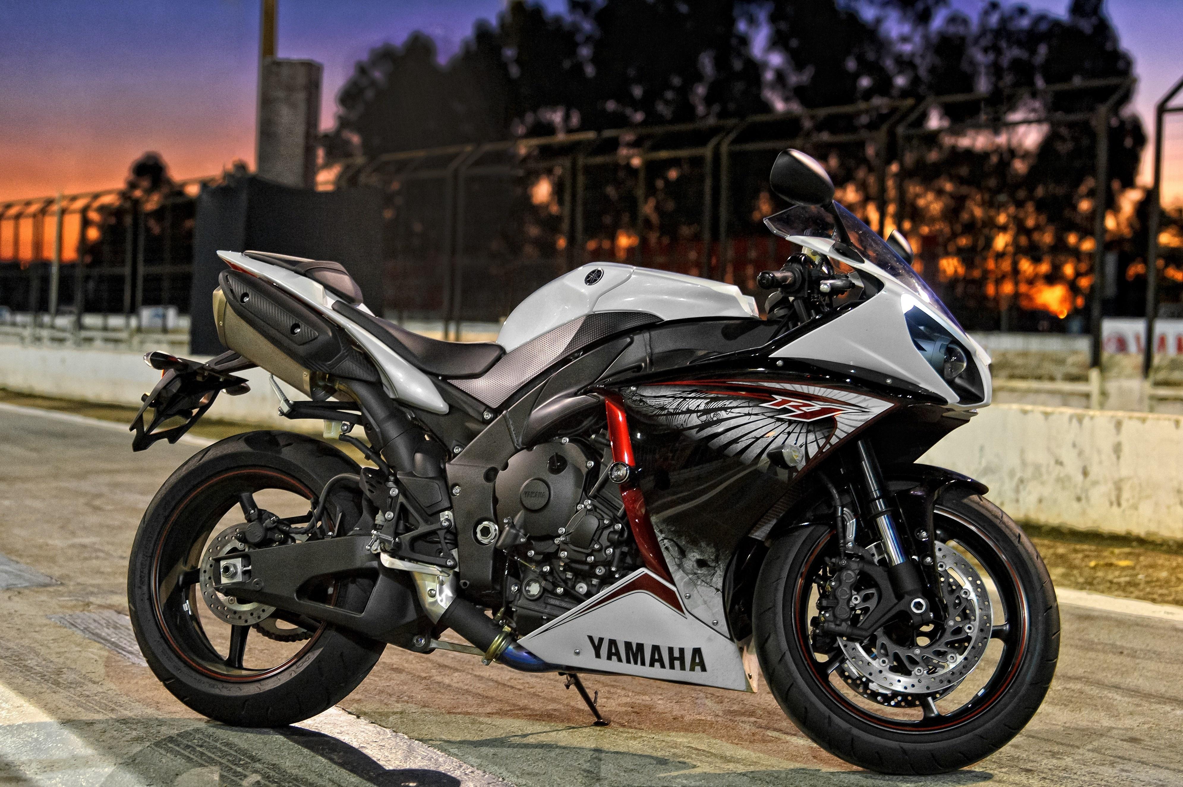 ямаха мотоциклы официальный сайт 5