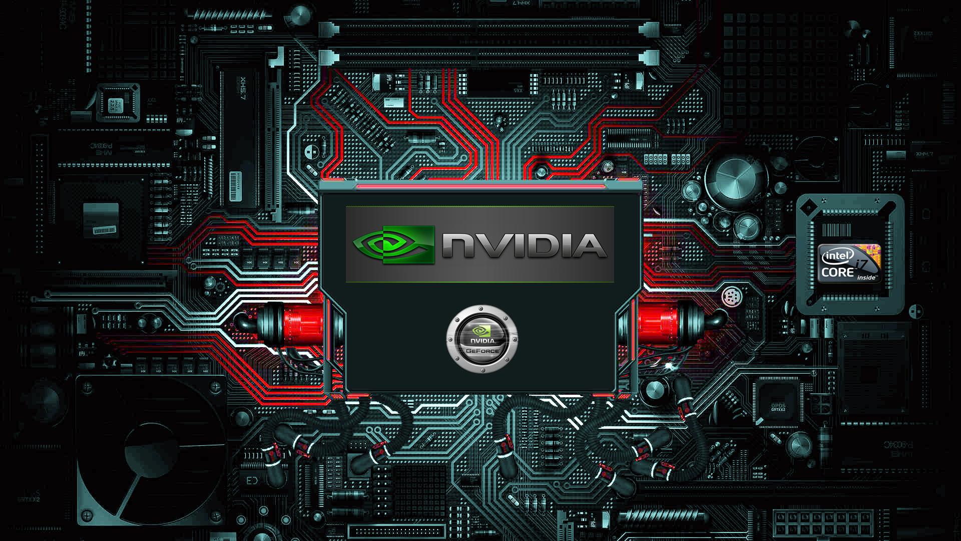 nvidia intel gigabyte wallpaper - photo #39