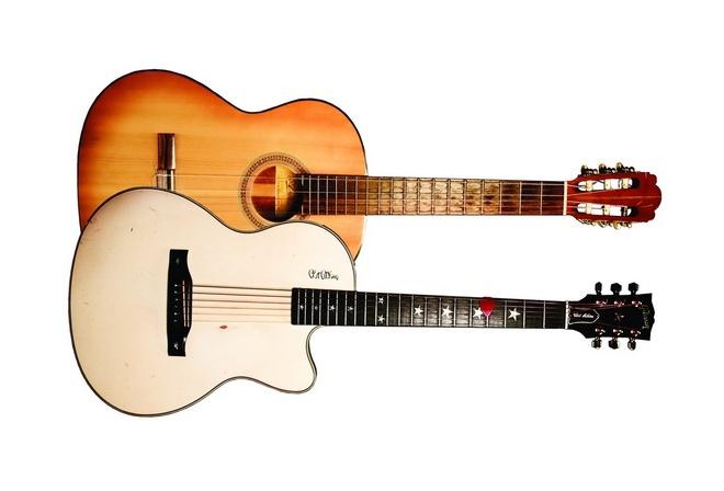 Скачать звук струн для настройки гитары