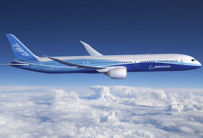 Небо самолёты 787 авиация boeing dreamline