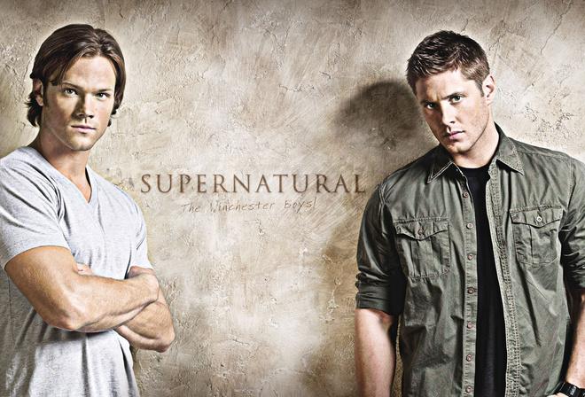 sam, Supernatural, dean, сверхъестественное