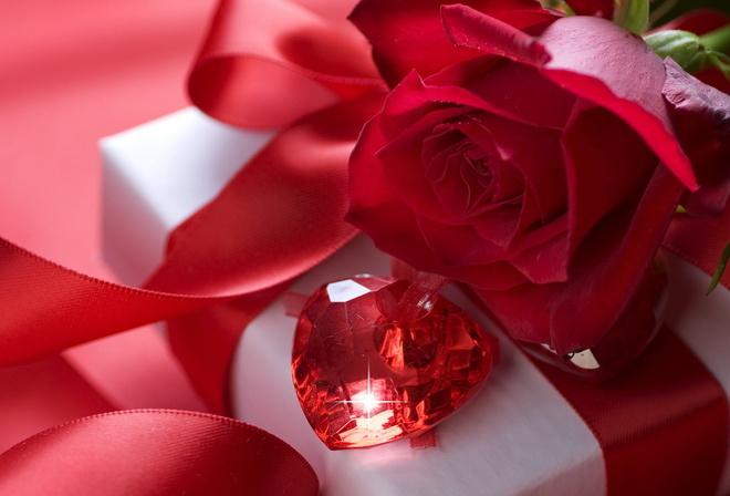 Подарок на св валентина