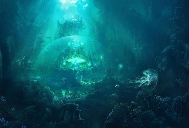 Поселение Морских эльфов. 35756