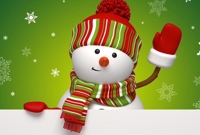 Снежинки на новый год 2014