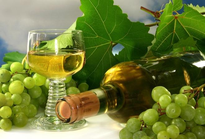Как сделать из зеленого винограда вино