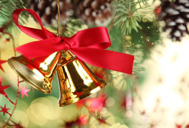 Картинки колокольчики к новому году