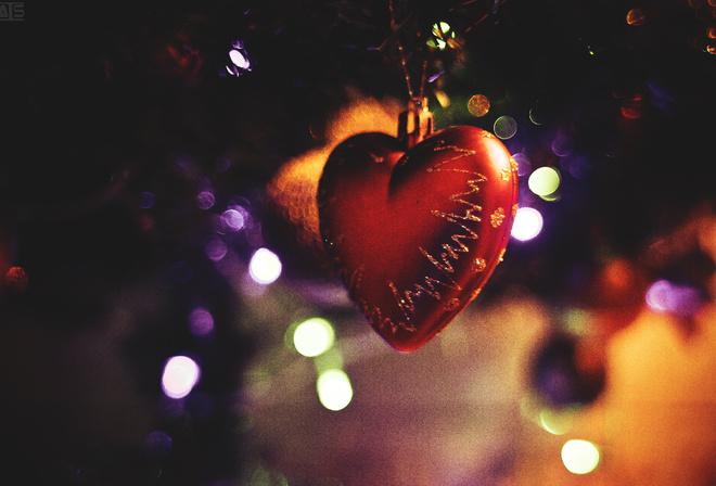 Картинки про новый год про любовь