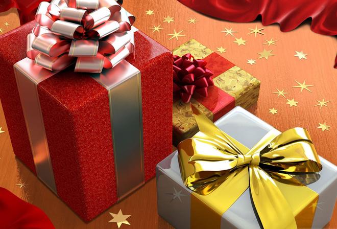 Подарок в праздник 347