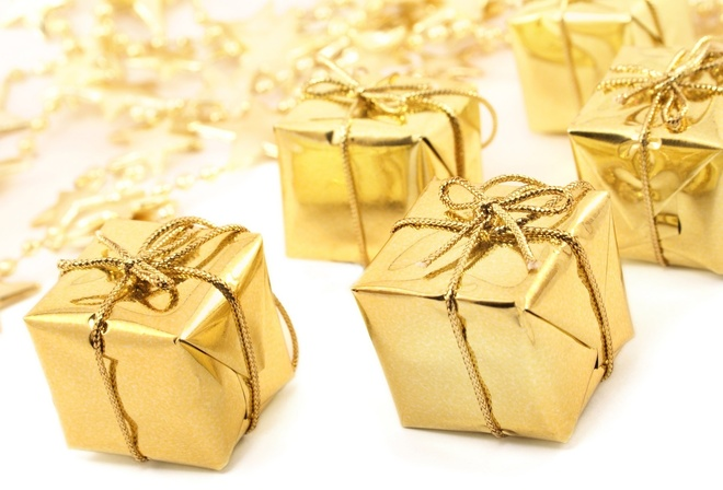 Золотой подарок для вас 631