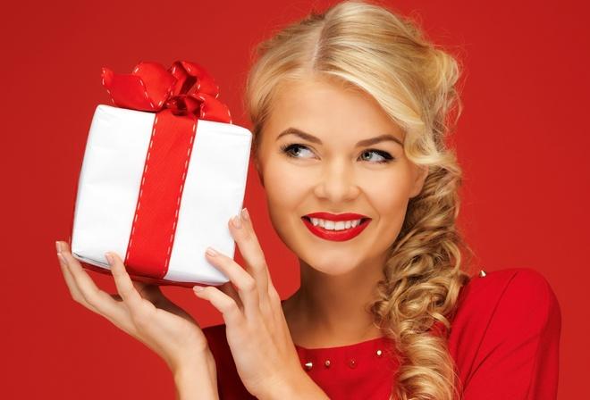 Как девушка найдет подарок 710