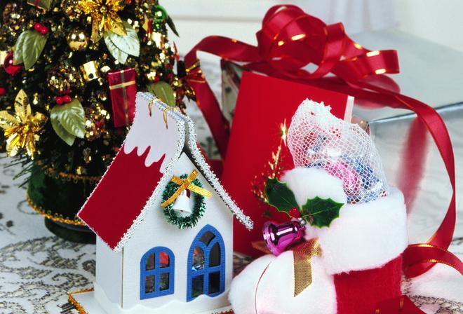 Дом подарка новогодние подарки