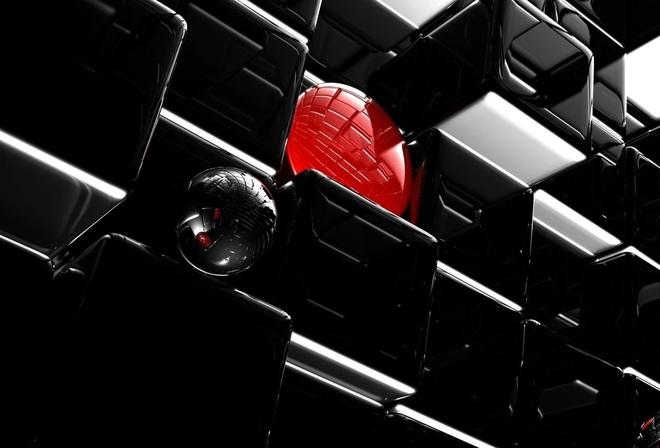 красивые картинки на рабочий стол черные № 447944 бесплатно