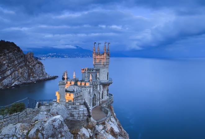 ВИПТаун Пансионат расположен в Лазурном Черное море