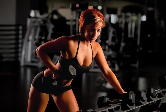 фитнес девушки обои на рабочий стол № 229156 без смс