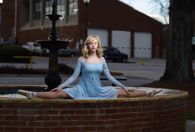 blondinka-balerina