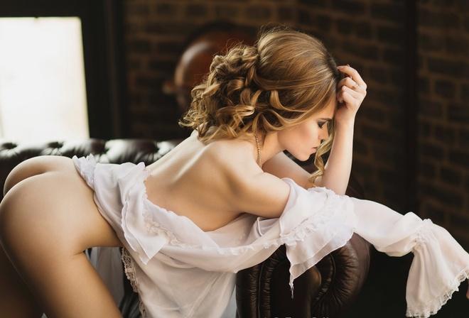 Секс со страстной блондинкой dream honies154