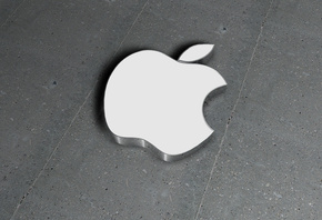 HD wallpaper wallpapers Apple, logo, brand, white, digital, photo