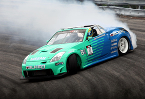 HD wallpaper Pictures drift, 350Z, Nissan, Cars, foto