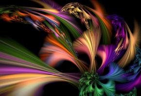 цвета радуги, красиво