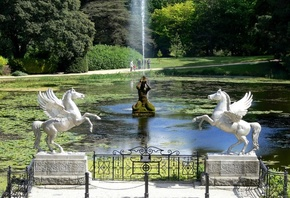 Powerscourt Gardens, ��������, ����������